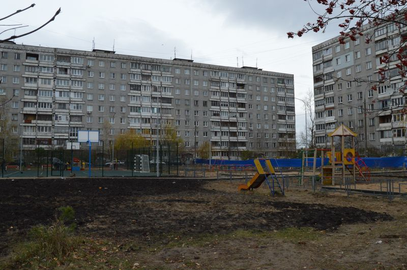 «Комфортная городская среда» во дворах - фото 11