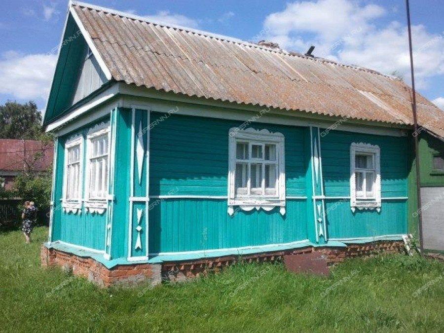 Купить дом в деревне ульяновской области недорого