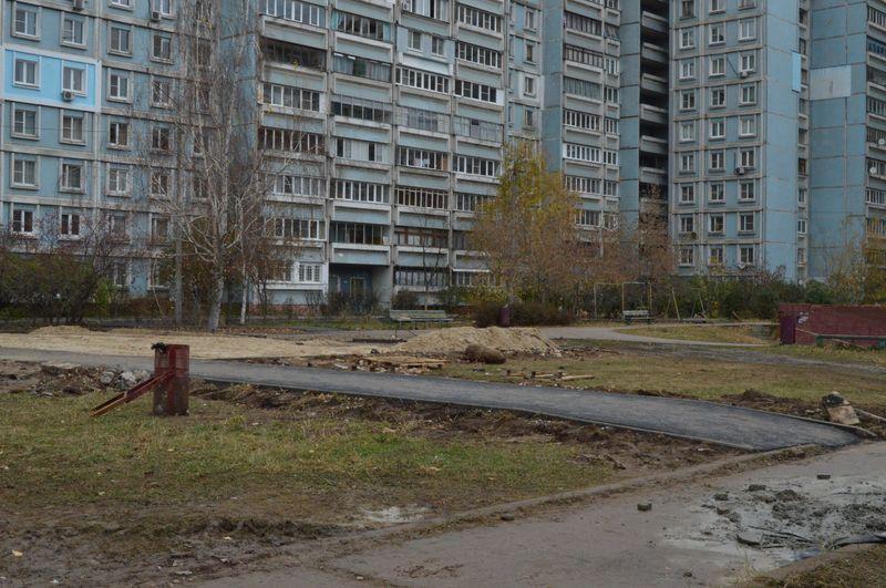 «Комфортная городская среда» во дворах - фото 12