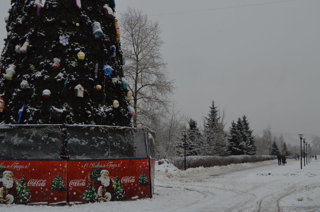 Новогодние развлечения в Нижнем Новгороде - фото 5