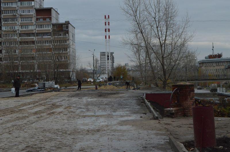 «Комфортная городская среда» во дворах - фото 13