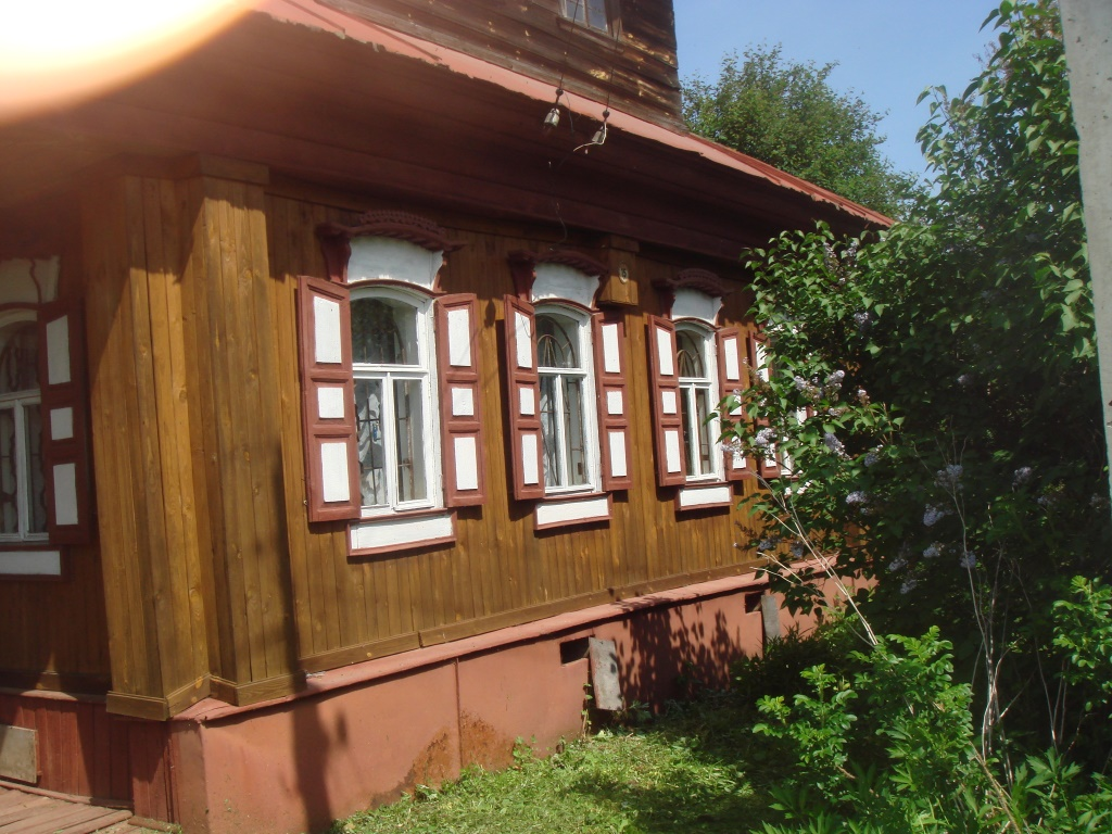 Фото веранды частного дома в деревне 75