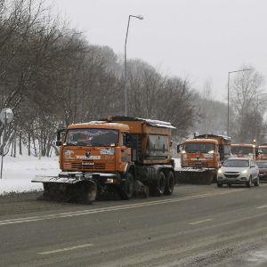 Дороги пообещали убирать качественно этой зимой - фото