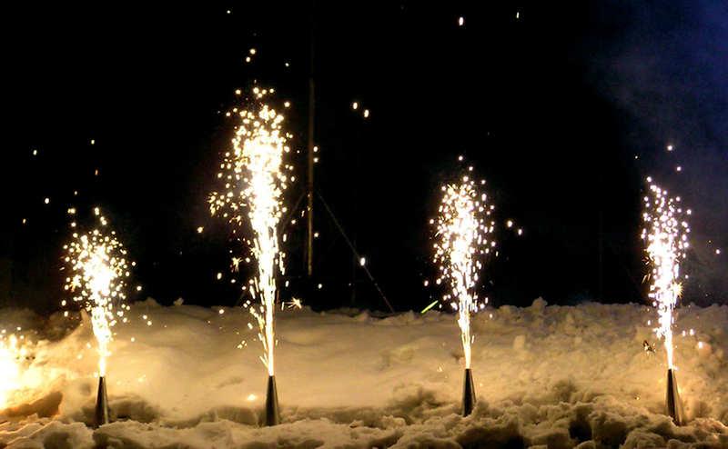Что можно и нельзя делать во дворе на Новый год - фото 1