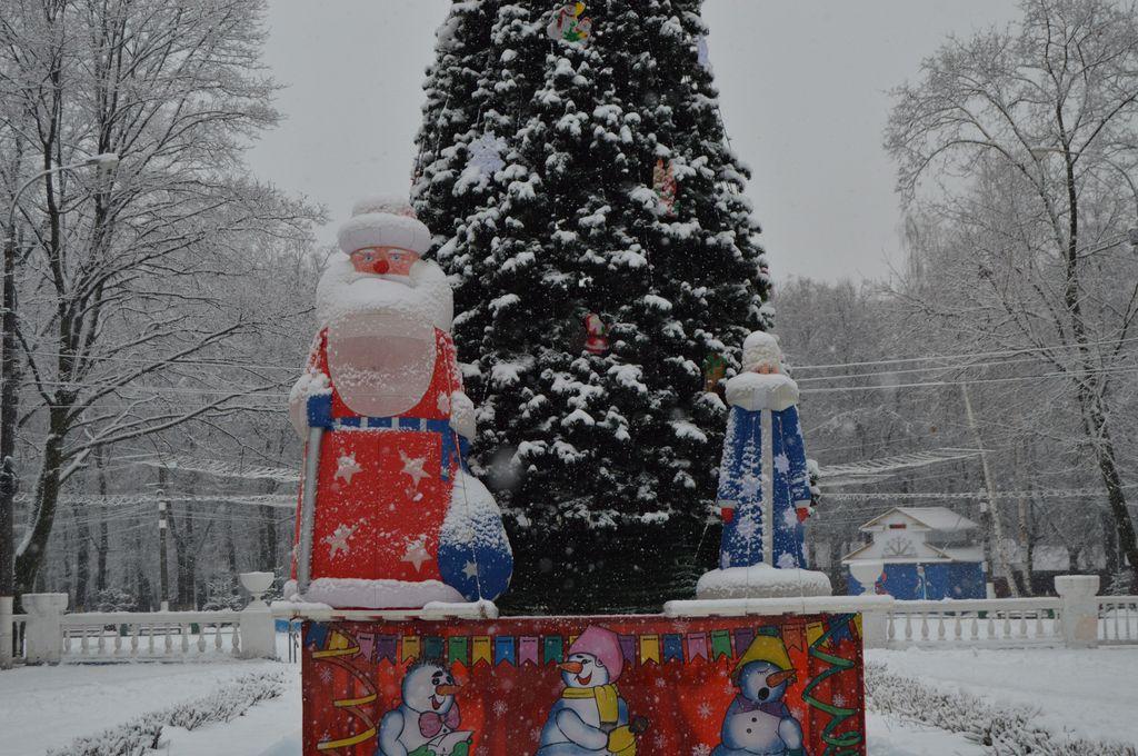 Новогодние развлечения в Нижнем Новгороде - фото 2