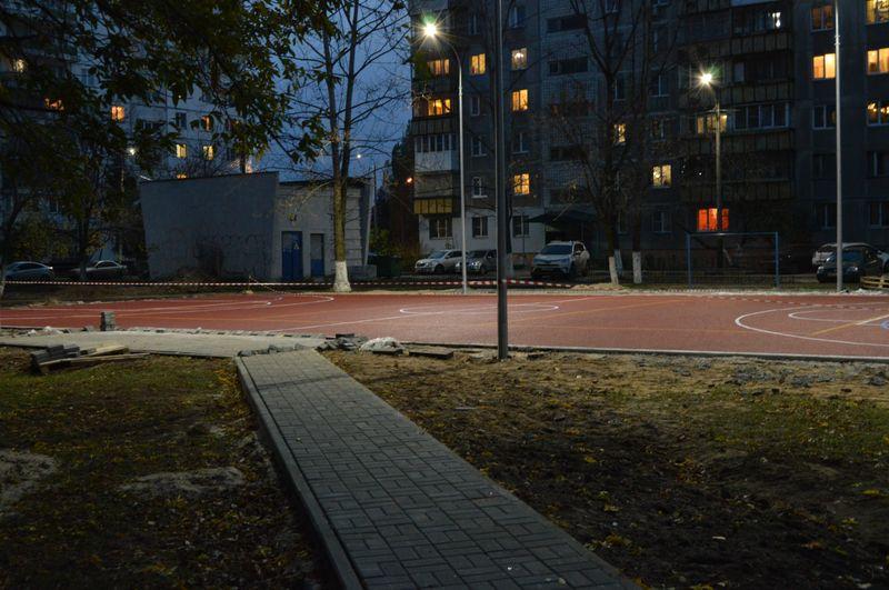 «Комфортная городская среда» во дворах - фото 1