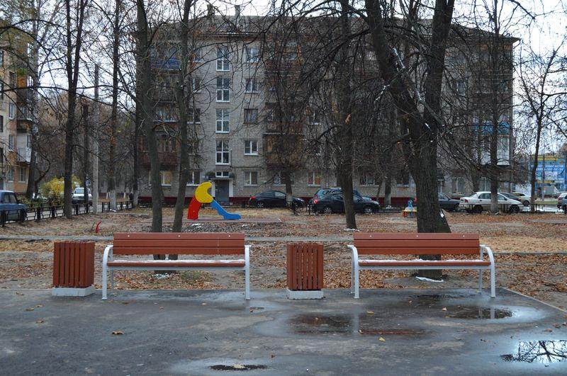 «Комфортная городская среда» во дворах - фото 3