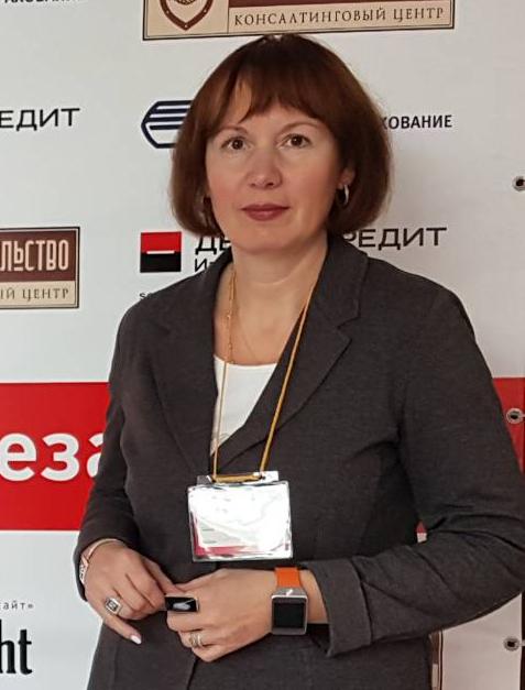 Алла Щельцина, менеджер отдела продаж ООО «Строй-Риэлти и К» ГК Луидор - фото