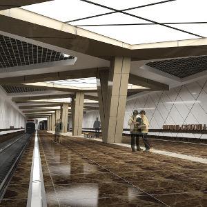 Метрополитен запустит новые станции метро - фото
