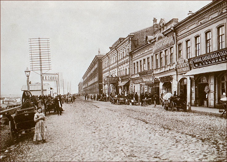 Возможность проехать вдоль Волги на транспорте появилась лишь после 1838 года - фото