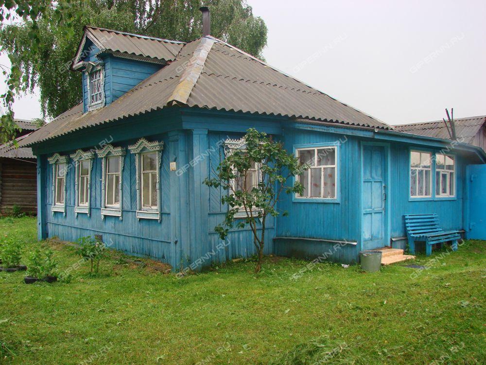 Подать объявление о продаже дома в нижегородской области доска объявлений огнеупор
