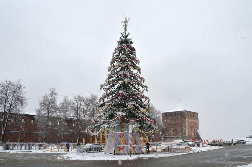 Новогодние развлечения в Нижнем Новгороде - фото 7
